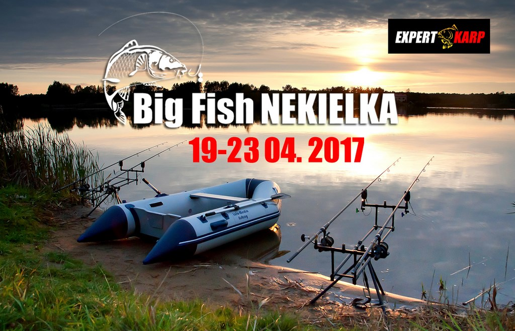 Big Fish Nekielka 19-23 04.2017