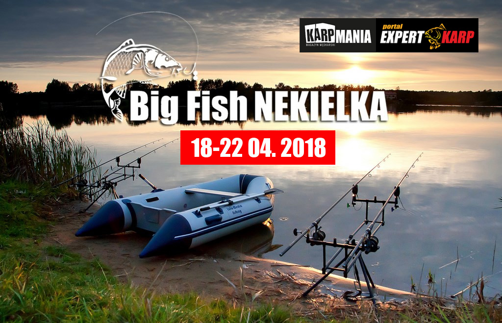 Big Fish Nekielka 18-22 04.2018
